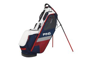 PING Hoofer Red White Blue