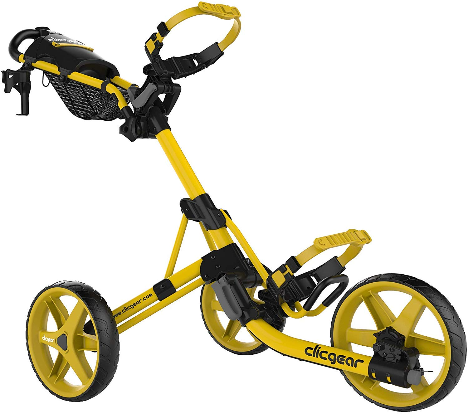 Clicgear 4.0 Golf Push Cart Review