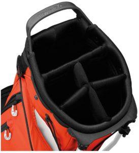 TaylorMade Flextech Stand Bag Top