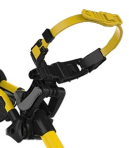 Clicgear Model 4.0 new strap system