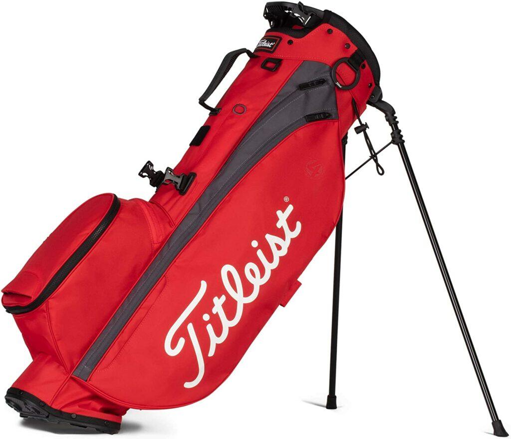Titleist 2021 Players 4 Golf Bag