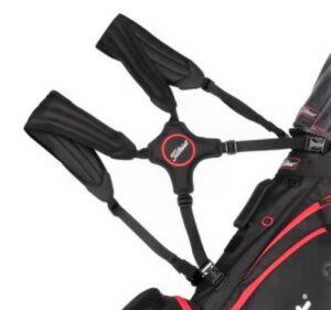 Titleist 2021 Players 4 Golf Bag Straps