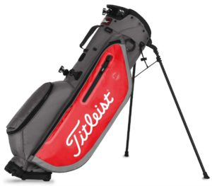 What is a golf stand bag?
