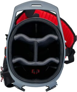 Callaway Golf 2021 Hyperlite Zero Stand Bag Top