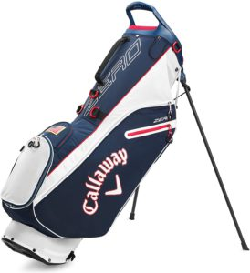 5 best of the lightest golf carry bags: Callaway Hyperlite Zero Stand Bag