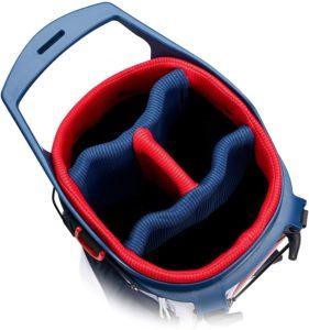 Callaway Hyperlite Zero Stand Bag Top