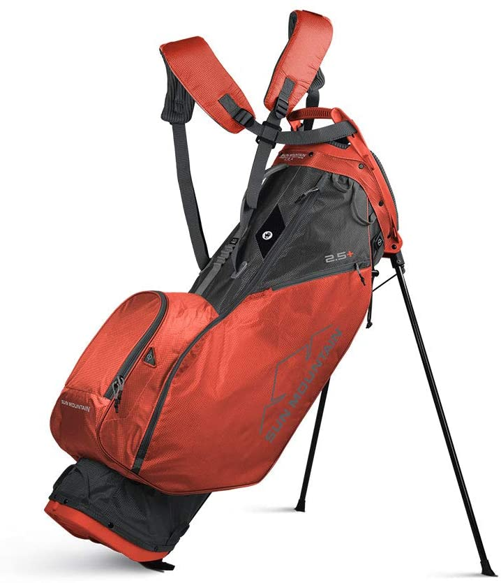 2020 Sun Mountain 2.5+ Stand Bag Review