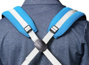 TaylorMade 2019 LiteTech 3.0 Stand Golf Bag Strap
