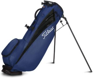 5 best of lightest golf carry bags: Titleist Players 4 Carbon Stand