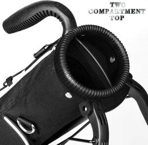 Sunday Golf Bag -- Champkey Lightweight Carry Bag