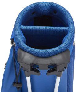 Sunday Golf Bag -- Mizuno 2020 BR-D2 Carry Golf Bag Top