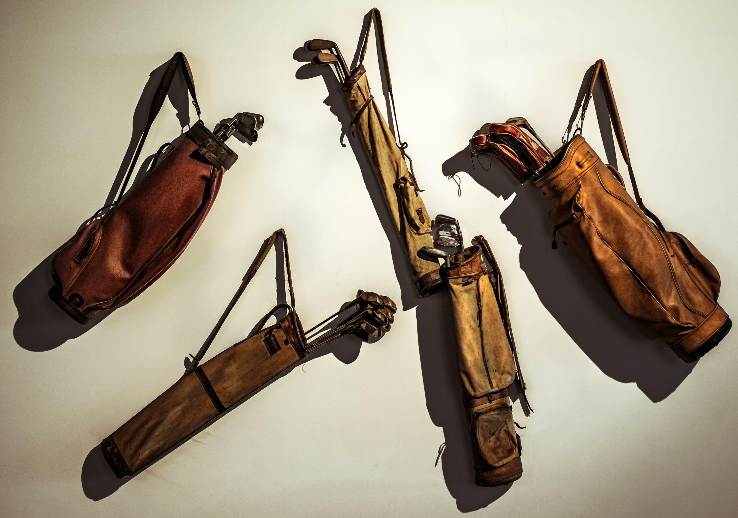 Vintage Sunday Golf Bags