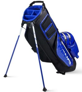 Best Waterproof Golf Stand Bag -- Sun Mountain Superlite H2NO Stand Bag 2nd View
