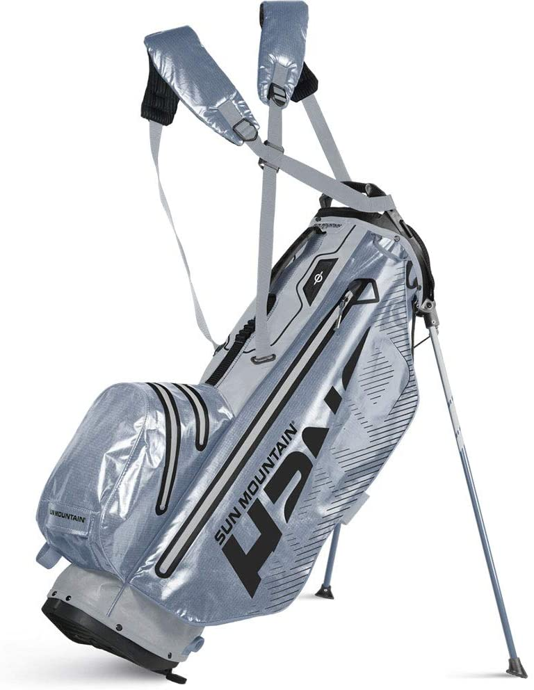 Best Waterproof Golf Stand Bag -- Sun Mountain Superlite H2NO Stand Bag