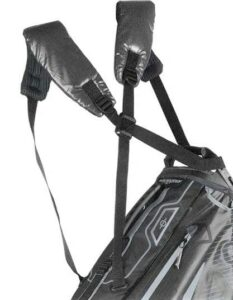 Best Waterproof Golf Stand Bag -- Sun Mountain Superlite H2NO Straps