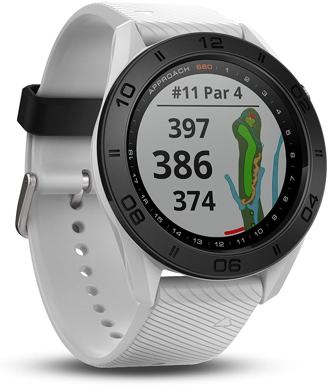 A Golf GPS Watch: A Walking Necessity