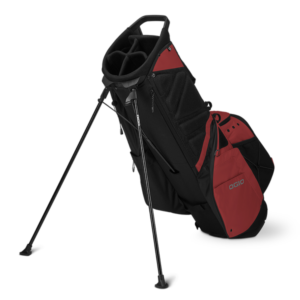XIX STAND BAG 5 red with legs