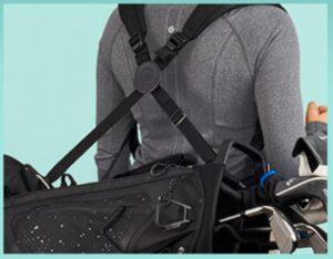 XIX STAND BAG 5 straps